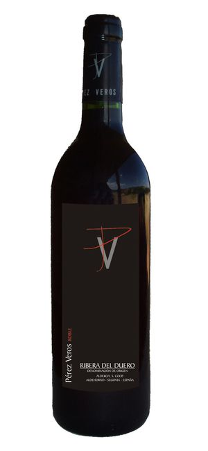 Perez Veros Roble  6 botellas