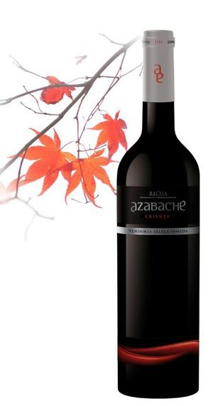 Azabache Crianza  6 botellas