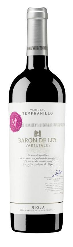 Baron de Ley Tempranillo