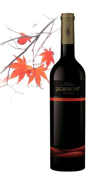 Azabache reserva 6 botellas