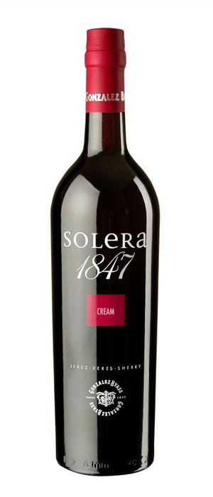 Solera 1847 oloroso dulce 6 botellas