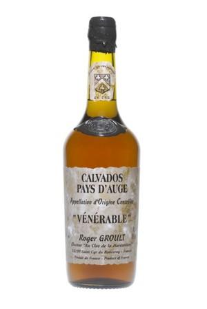 Calvados Venerable Rogert Groult